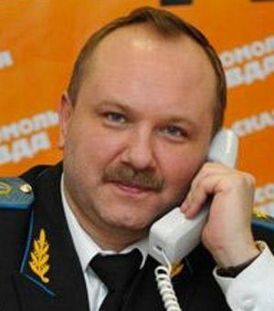 Сергей Сазанов.