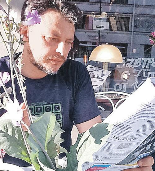 «Сижу в «Жан-Жаке», ем сорбет...» Алексей Кабанов мечтал жить как обеспеченный человек.
