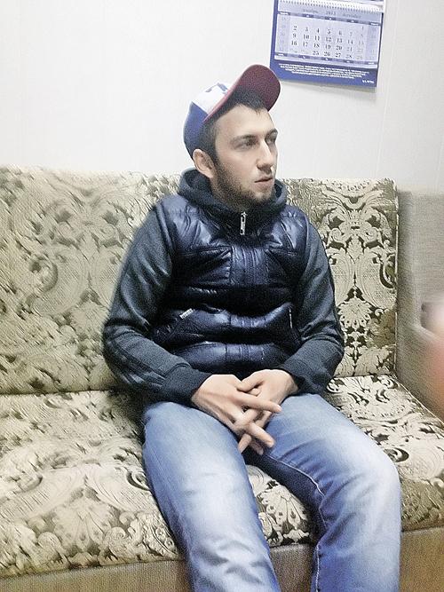 «Боец сирийской оппозиции» дагестанец Омар Ибрагимов.