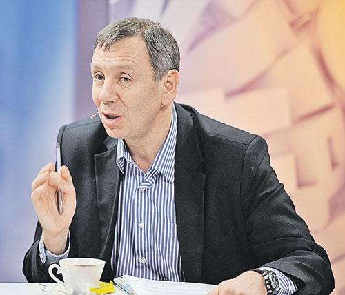Сергей Марков,  член Общественной палаты РФ. Фото: Евгения ГУСЕВА