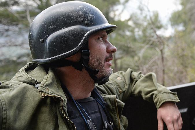 Стенин погиб при нападении украинских военных на беженцев Фото: РИА Новости