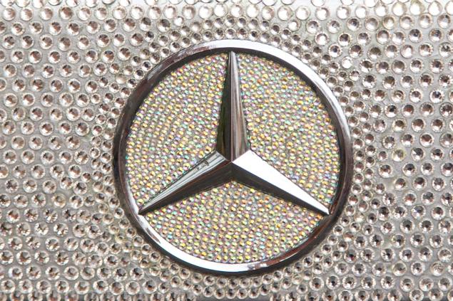 Умельцы работали над моей машиной по 12 часов в сутки в течение двух месяцев. Фото: SPLASH NEWS