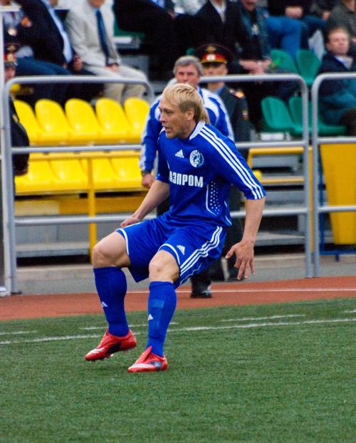 Николай Мыльников теперь тренирует команду юношей 95-97-го годов рождения Фото: СОЦСЕТИ