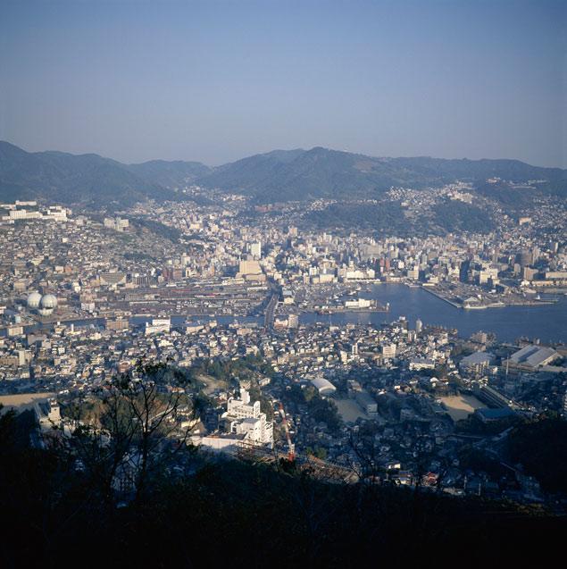 современные виды нагасаки Фото: GLOBAL LOOK PRESS