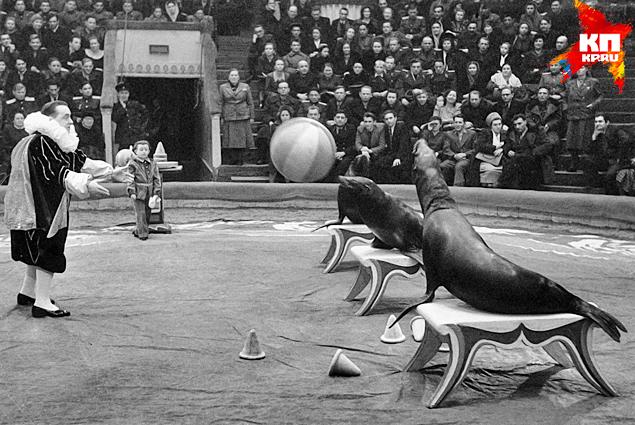 Знаменитый русский циркач-дрессировщик Владимир Дуров был предком актера Льва Дурова . Фото: РИА Новости