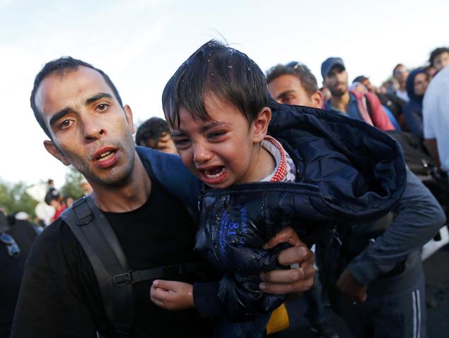 То, что происходит сейчас в Европе, действительно, должно стать важным уроком для России Фото: REUTERS