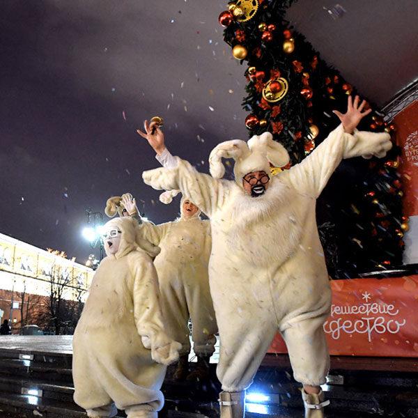 Квест фестиваля «Путешествие в Рождество»