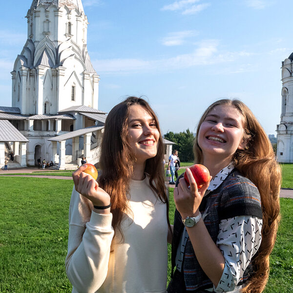 День города в Коломенском