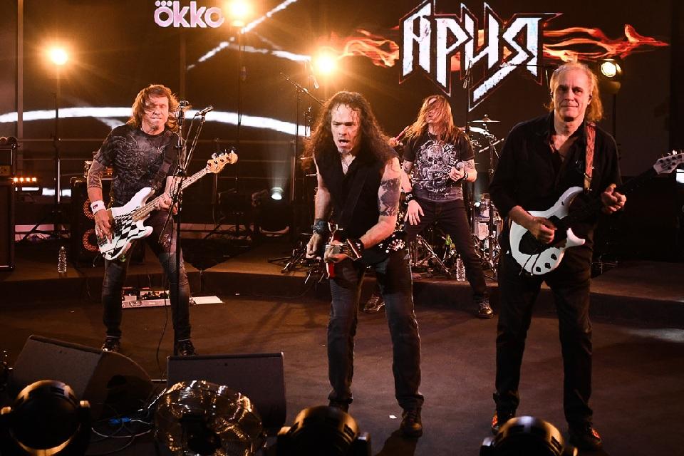 Топ-10 лучших песен группы «Ария»: Главный хит оказался кавером