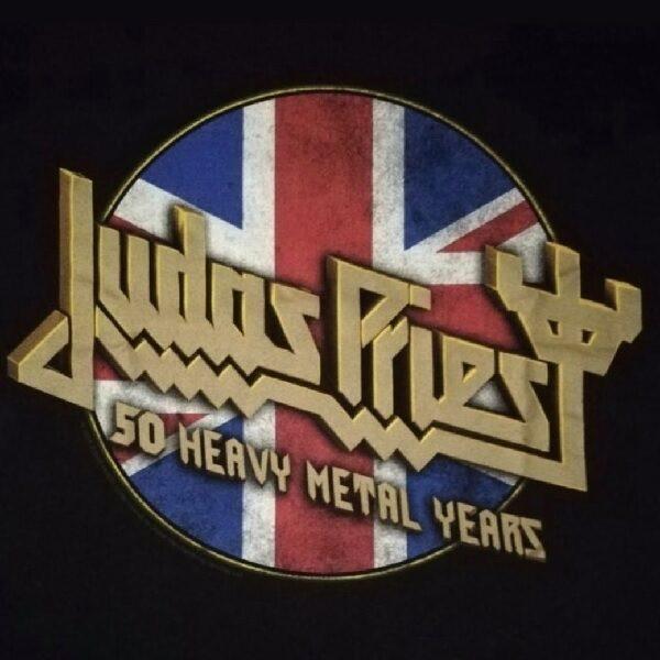 Концерт Judas Priest: тур 50 Heavy Metal Years!