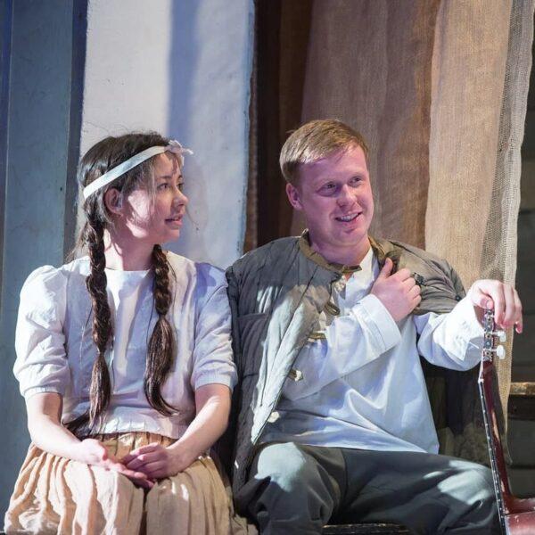 Спектакль «Прекрасное Далёко» в Губернском театре