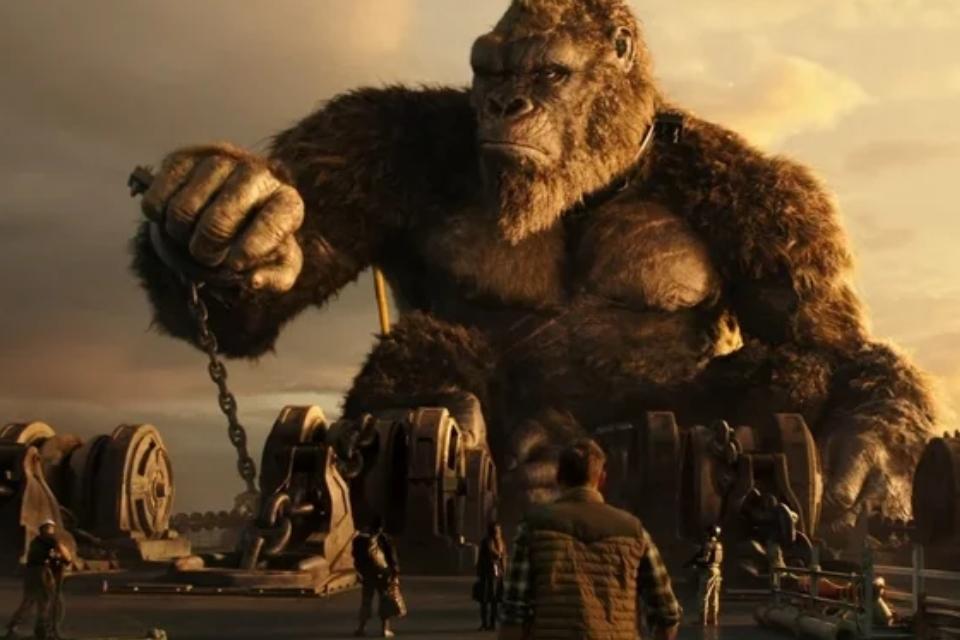 Осторожно, обезьяна: зачем смотреть фильм «Годзилла против Конга»