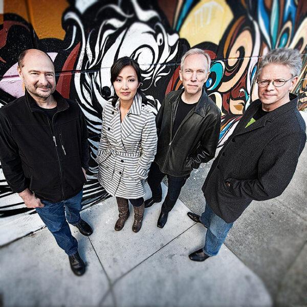 Концерт Kronos Quartet 22 февраля