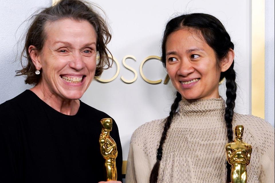 Победители премии «Оскар-2021»: лучшим фильмом стала «Земля кочевников», лучшим актером — Энтони Хопкинс