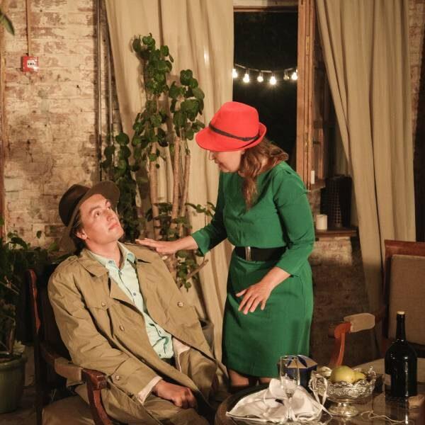 Спектакль «Я не думаю о тебе» в Театре Модерн