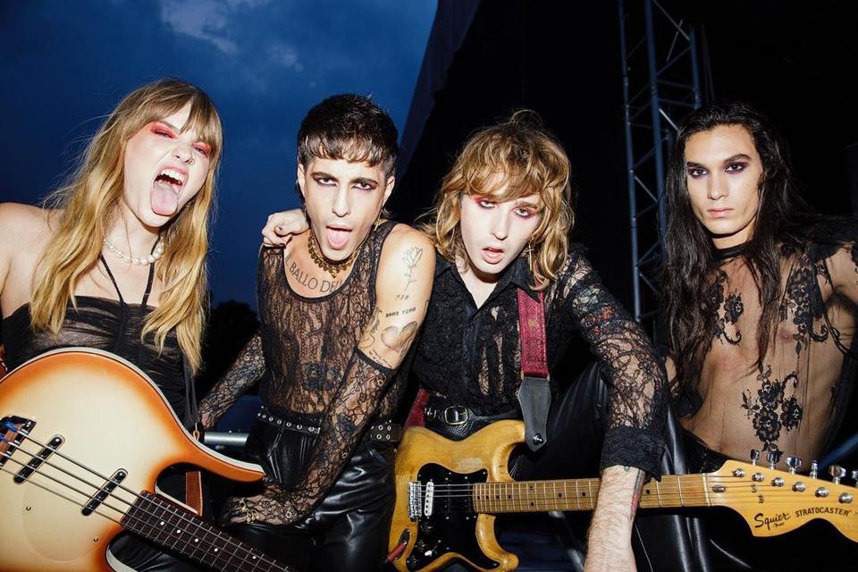 Билеты на концерты группы Maneskin в России раскупили за два часа