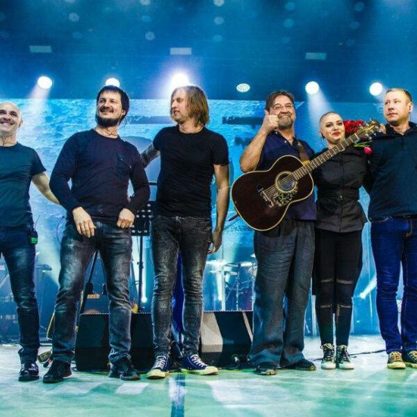 Концерт ДДТ: 40 лет группе