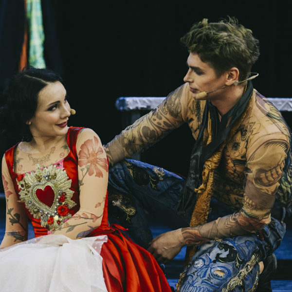 Спектакль «Дона Флор и два ее мужа»: премьера в Мюзик-холле