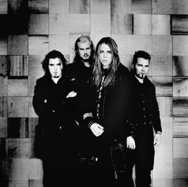 Концерт квартета Apocalyptica
