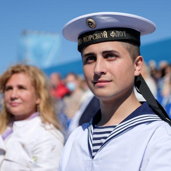 Где посмотреть парад на День ВМФ в Кронштадте