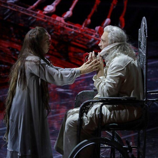 Опера «Пеллеас и Мелизанда»