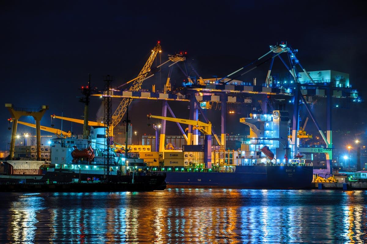 порт новороссийск фото