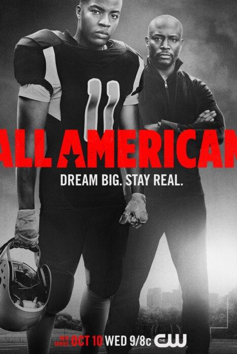 Всеамериканский/Стопроцентный американец