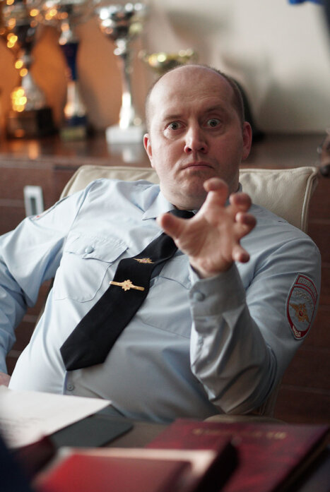 Полицейский с Рублевки