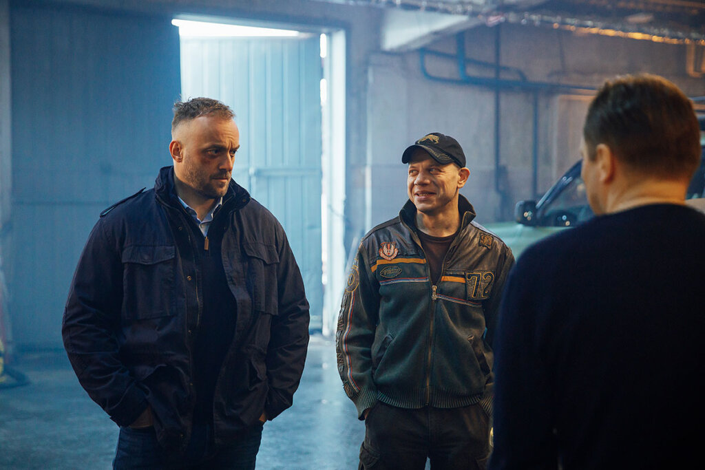 Сериал «Три капитана» стартует 30 марта на НТВ