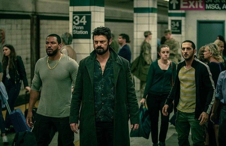 Поклонникам показали первый большой трейлер второго сезона «Пацанов»