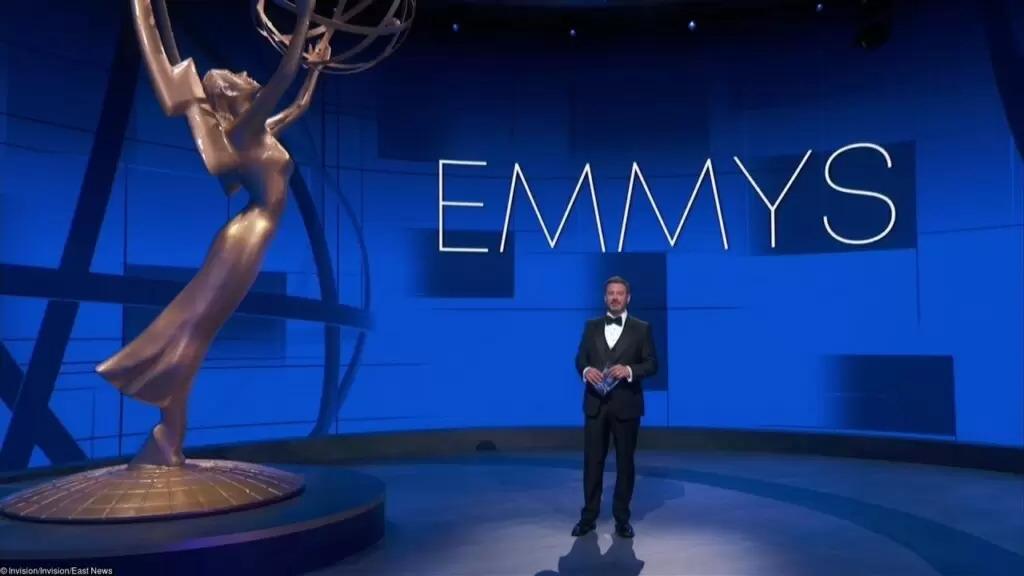В онлайн-кинотеатре Amediateka пройдет трансляция церемонии вручения «Эмми»