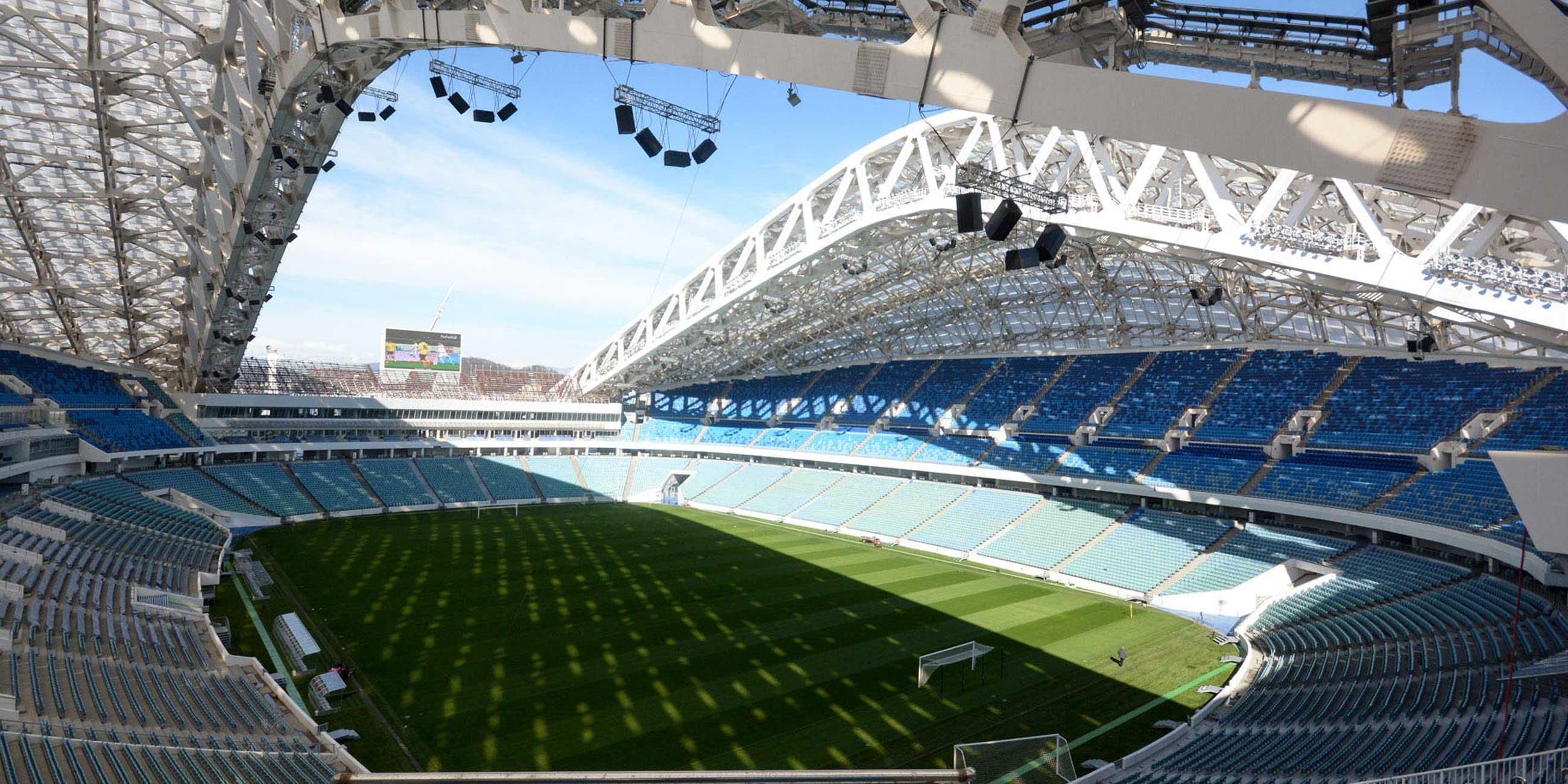 После Игр 2014 года стадион