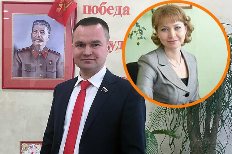 Редактора маленькой районной газетки «Край Сернурский» Елену Лебедеву уволили за опубликованное новогоднее поздравление за авторством депутата Казанкова.