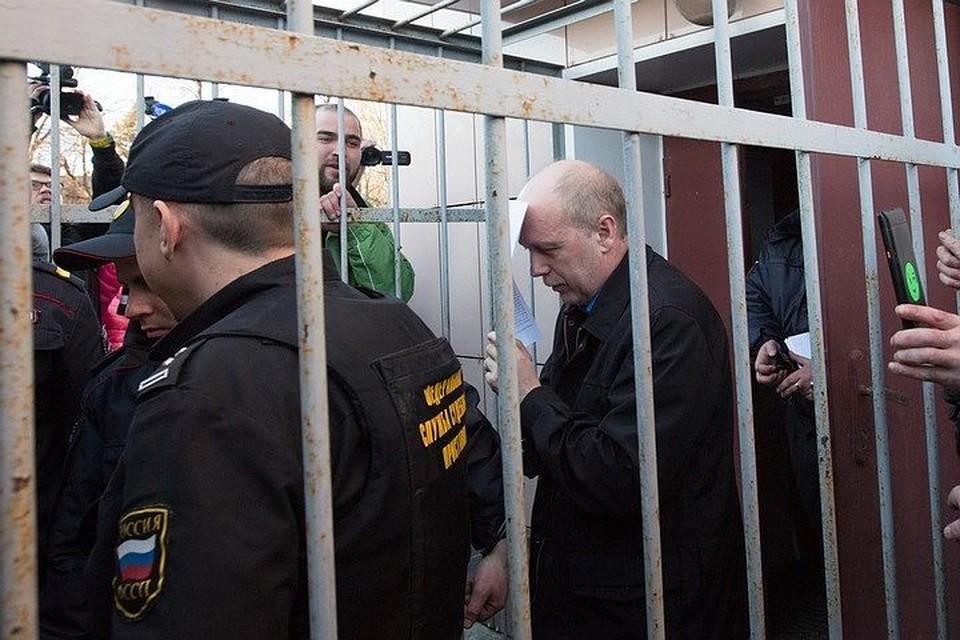 Сейчас Владимир Бельский находится под стражей