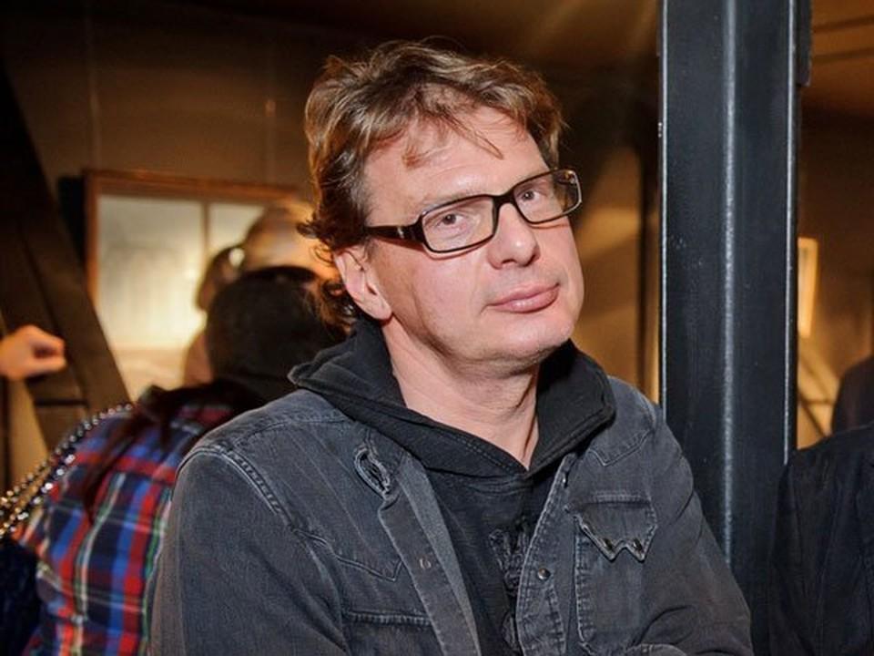 Журналист Евгений Додолев. Фото: Полит.ру