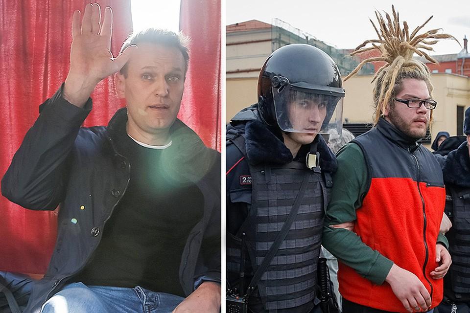 """""""Главная особенность, которой «зацепила» массовка Навального – это её неотличимость от школьной дискотеки""""."""