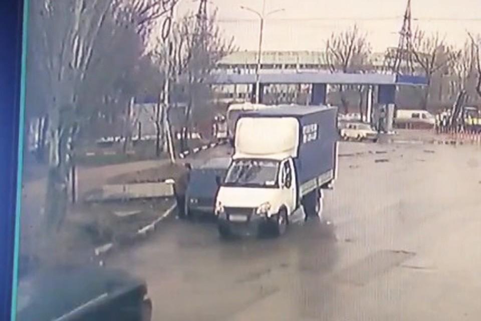 Стоп-кадр из видео.