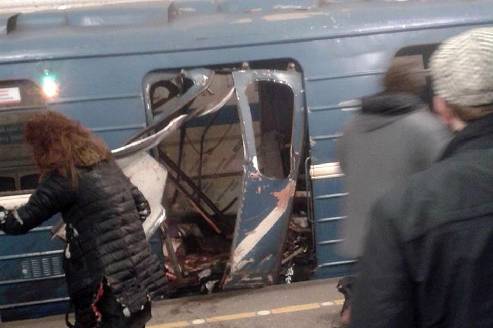 В настоящее время причины взрыва в метро Санкт-Петербурга не установлены