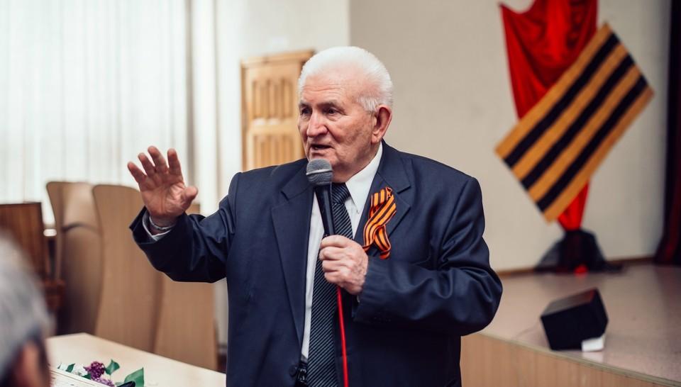 Иван Дяговец несколько лет назад написал трилогию «Колесо истории», ставшую пророческой для Донбасса. Фото: Ирина НОВИКОВА