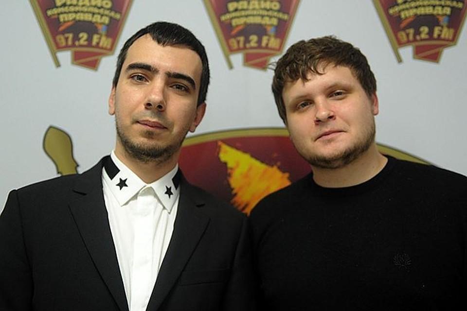 Пранкеры Вован и Лексус