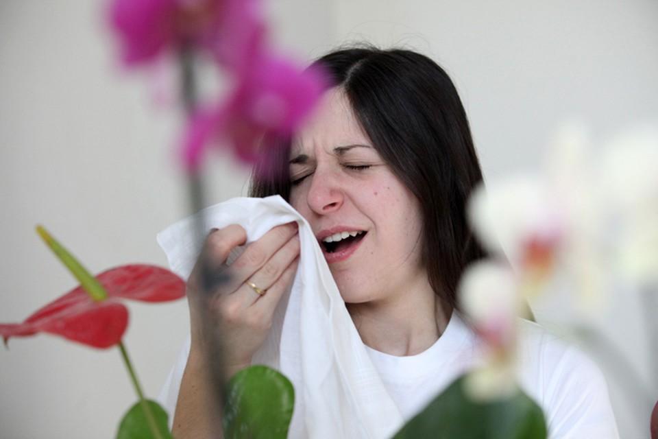 Аллергия не щадит ни взрослых, ни детей.