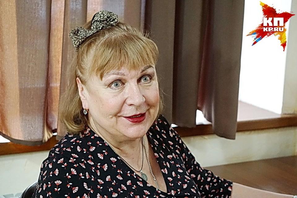 Татьяна Кравченко в Воронеже.