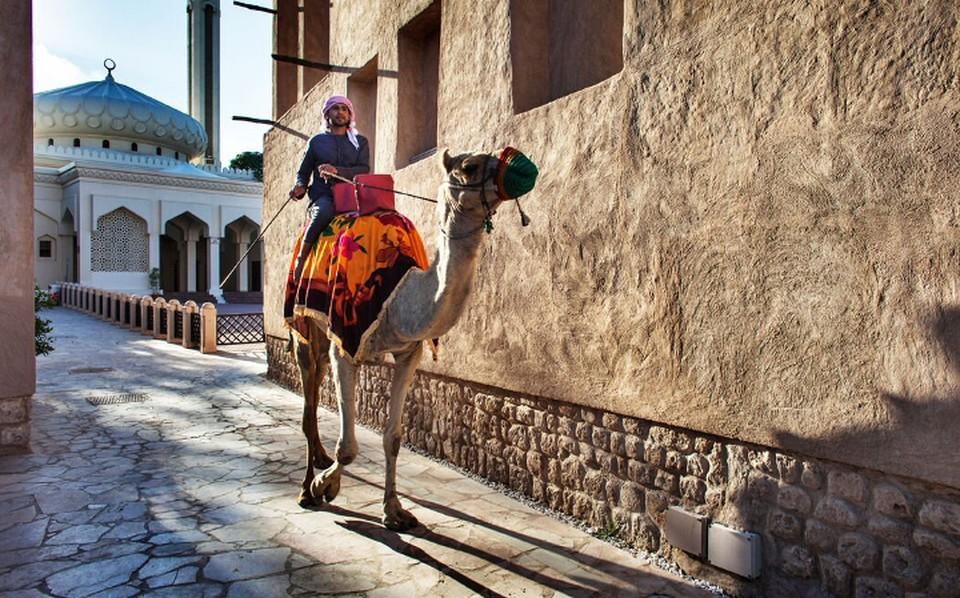 Исторический центр Дубая. Небоскребы? Нет, не видели! Фото предоставлено ДТКМ Дубая.