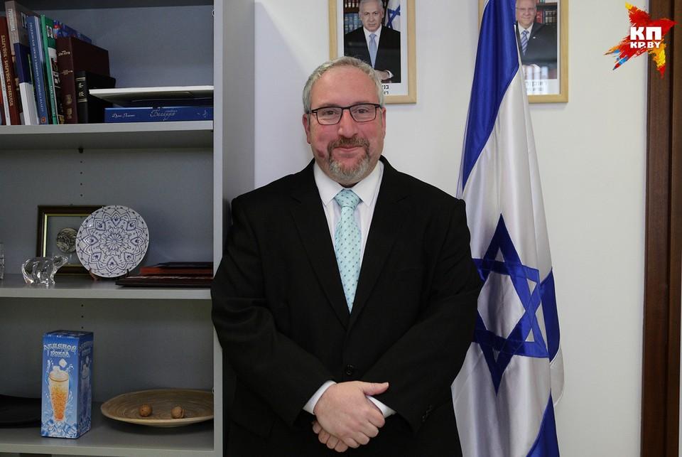 Посол Израиля: «Из +40 до места, где лежит снег, в Израиле можно проехать за три часа»