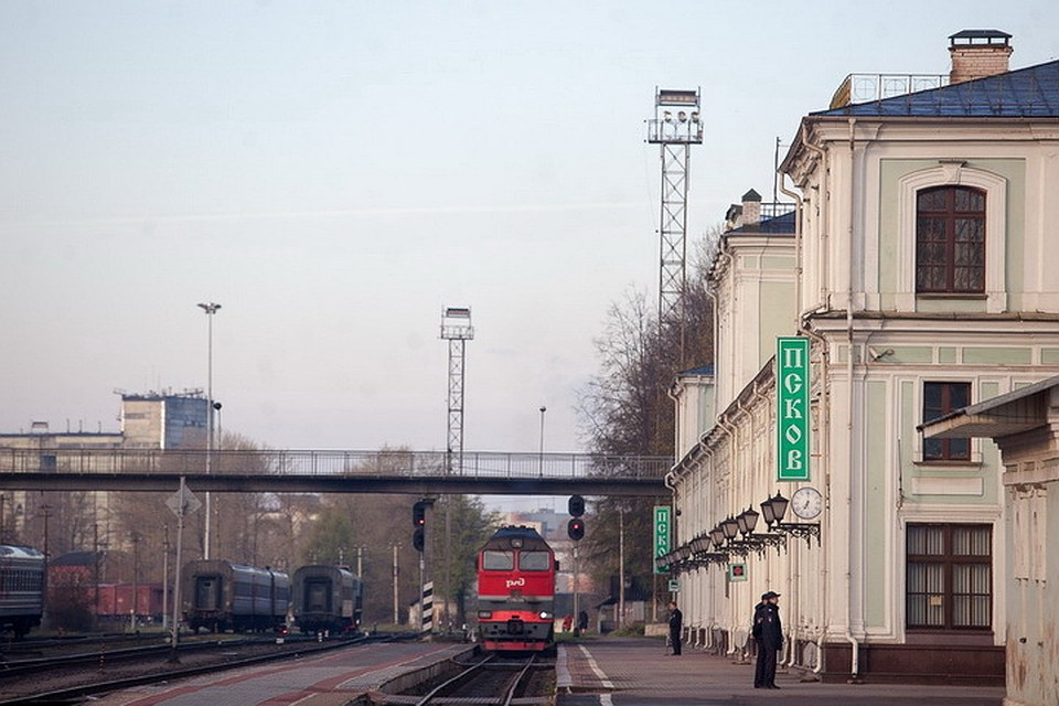 Поезд во псков из санкт петербурга