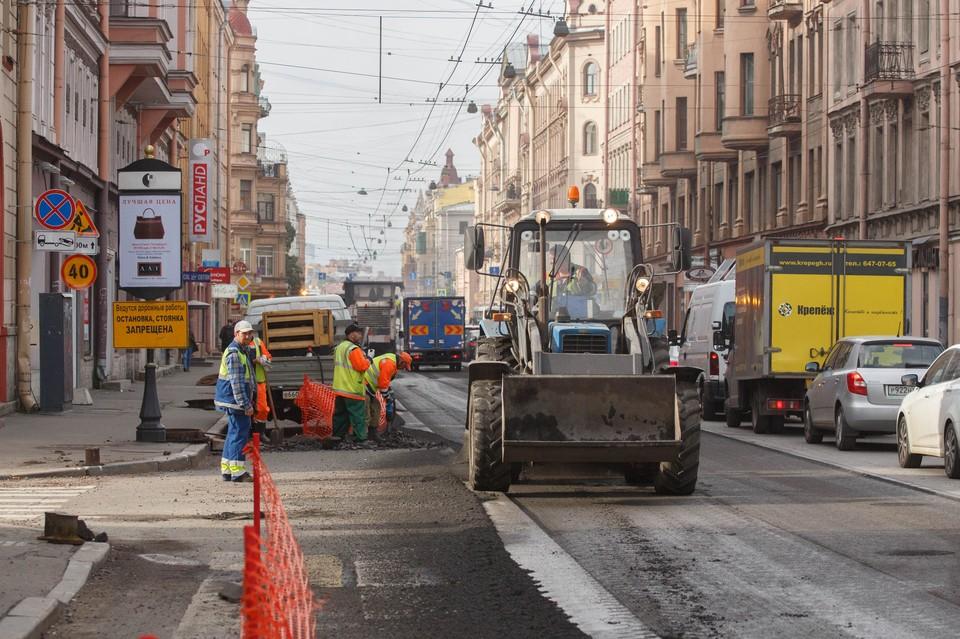 Начинается сезон большого дорожного ремонта
