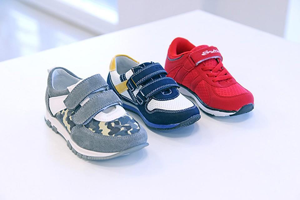 af767c12e 10 классных моделей детской обуви