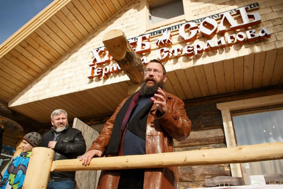 Магазин открылся на Лахтинском проспекте