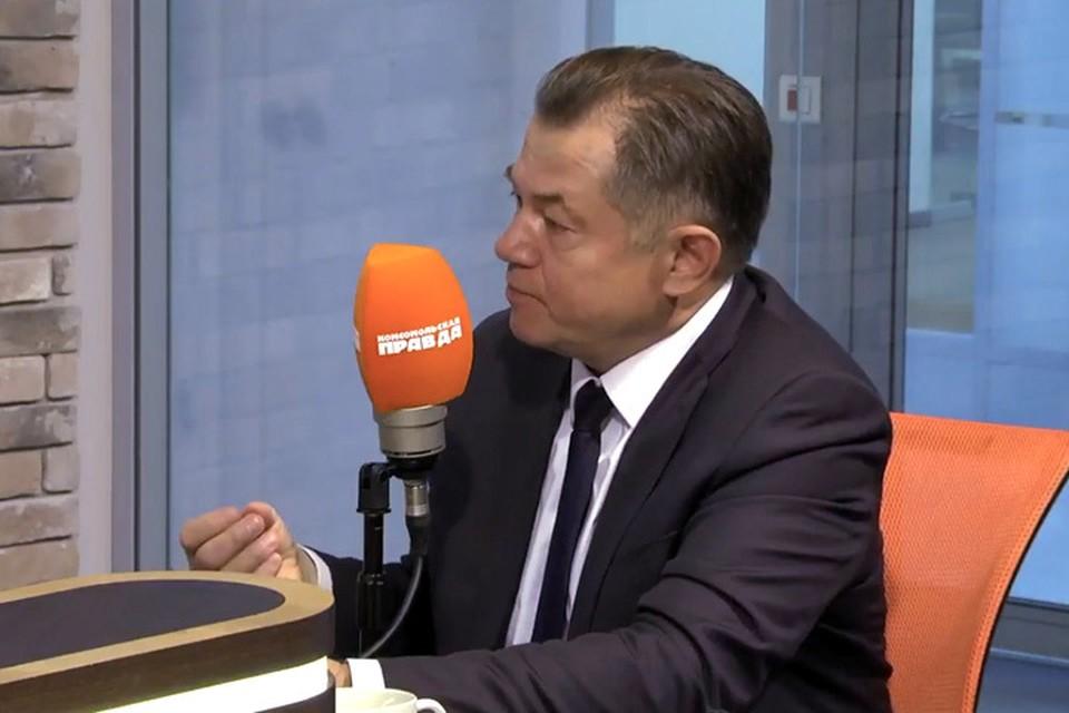 Сергей Глазьев: Когда правительство говорит «денег нет, но вы держитесь» - это свидетельство полной некомпетентности