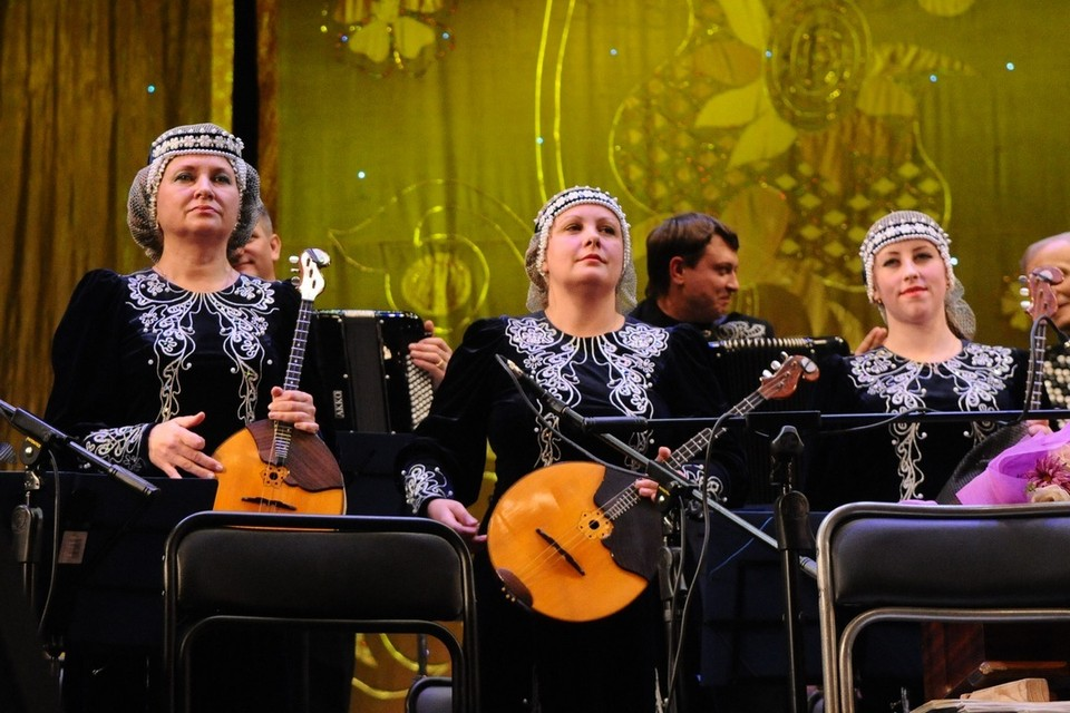 Заключительный концерт Липецкого оркестра русских народных инструментов состоится 30 мая